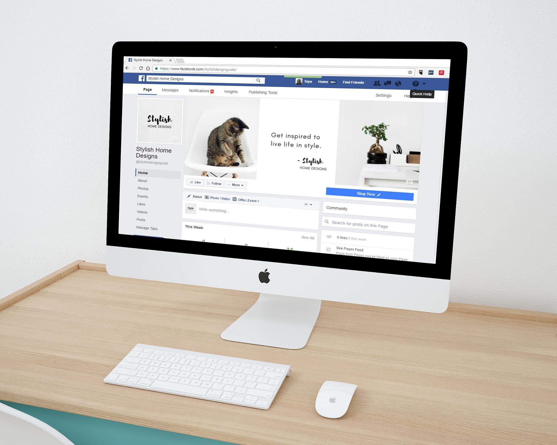 Facebook #3 AVANCÉ – Comment faire de la publicité sur Facebook